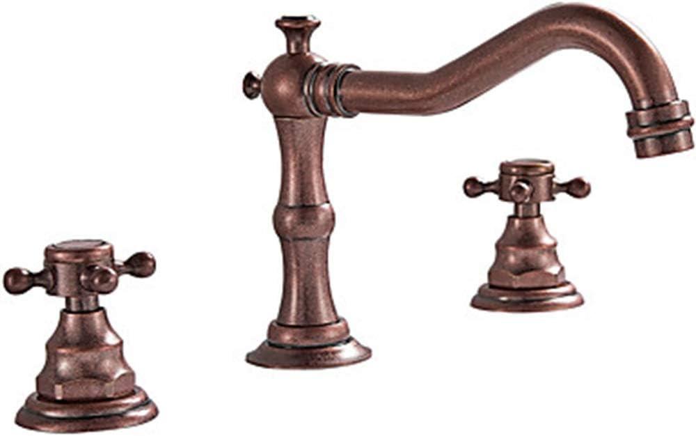 Max 78% OFF GUOSHUCHE Faucet Bathroom Sink Max 45% OFF - Widespread Deck M Bronze