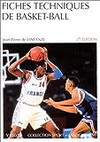 Fiches techniques de Basket-Ball