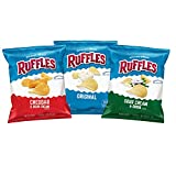 Ruffles Potato Chips Variety Pack, 40 Count...