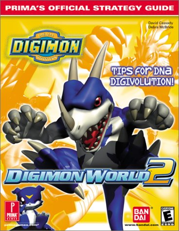 Digimon World 2: Prima's Official Strategy Guide
