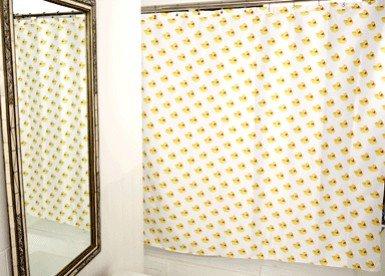 Duschvorhang Duckie von Showertoy