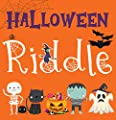 Halloween Riddle Book: for Kids | A Fun A-Z Riddle Activity Book for Children, Boys & Girls | Guess The Items While Learning the ABC | Halloween Gifts for Preschoolers