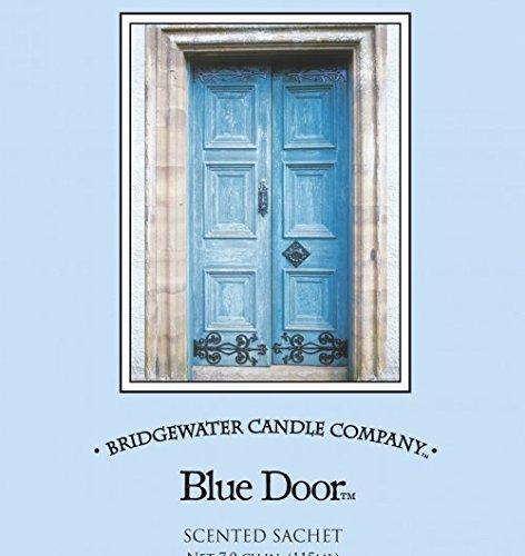 Bridgewater Duft Sachet Große 115ml - Blue Door