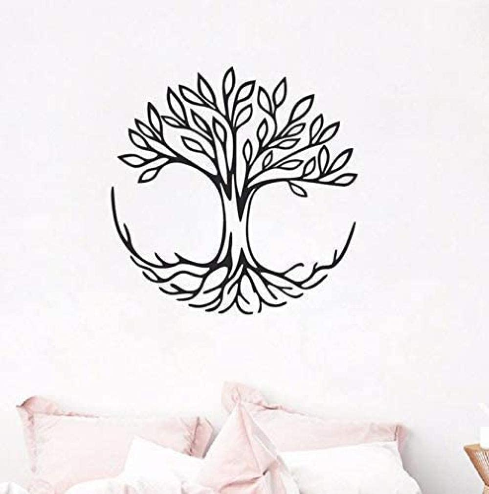 Tree of Life Wall Art Spiritual Yoga Symbol Factory outlet Decals Omaha Mall Connection