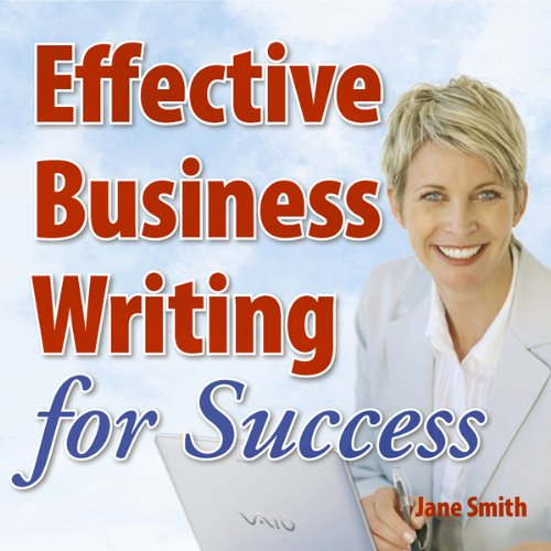 Effective Business Writing for Success audiobook cover art