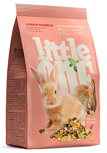 Little One - Cibo per conigli, 900 g