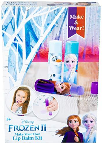 💎 CREA TU PROPIO BÁLSAMO DE LABIOS CON ANNA Y ELSA --- Nuestro kit para crear pintalabios es un regalo perfecto para todos los fans de Frozen 2 que disfruten con actividades creativas. Contiene todos los ingredientes necesarios para hacer 3 barras de...