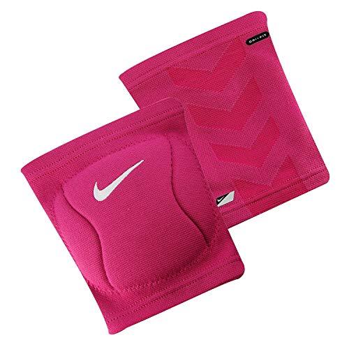 Nike Streak Volleyball Knee Pad Knieschoner, pink, M/L