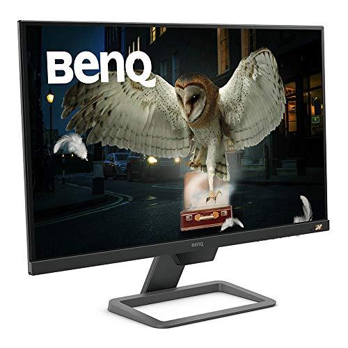 "BenQ EW2780 27"" Eye-Care, Entertainment and Gaming Monitor, HDR, IPS, Edge to Edge Slim Bezel, FreeSync, 75Hz, Brightness Intelligence Plus, Speaker 2.5Wx2, Triple HDMI, FHD 1080P, ePaper Mode"