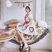 【萌萌屋】 バタ— コスプレ cos コスチューム セクシー cos ドレス レディース 可愛い 萌え ゲーム L