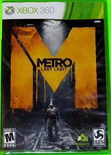 Metro: Last Light, Limited Edition …