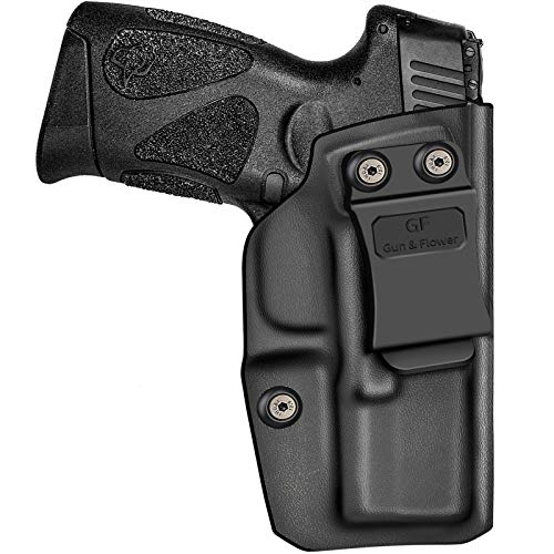Taurus G2C 9mm Holsters, US KYDEX IWB Holster for Taurus G2C & Millennium G2 9mm PT111 / PT140 Holster, Concealed Carry Holster, Adjustable Retention and Cant, Right Hand