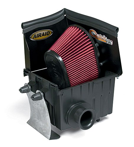 Airaid Cold Air Intake System: Increased Horsepower, Superior Filtration: Compatible with 2001-2003 FORD (Explorer Sport Trac, Ranger)AIR-401-121