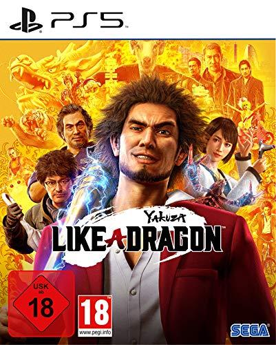 Sony Yakuza: Like a Dragon - PS5 USK18