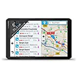 "Garmin dēzl LGV800 MT-D – LKW-Navi mit 8"" (20,3 cm) HD-Touchdisplay & vorinstallierten 3D-Europa-Navigationskarten. Digital Traffic DAB+, Multimedia-System, LKW-Routing, Warnhinweise, Parkplatz-Finder"