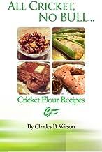 All Cricket, No BULL...: Cricket Flour Recipes