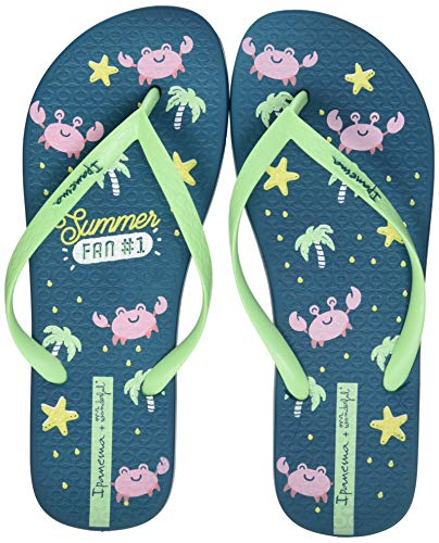 Ipanema Damen MR Wonderful Sandale, blau, 39 EU