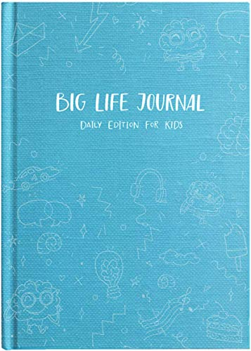 Big Life Journal - Daily Journal for Kids - A Growth Mindset Workbook for Children – Interactive Journal and Goal Planner for Kids – Daily Guided Journal for Children