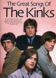The Great Songs Ofthe Kinks (Piano Vocal Guitar)