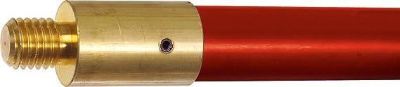 KS TOOLS 900.6020 Canne de D/ébouchage de Canalisation S/érie ABL Raccord Laiton Autobloquant L.1000 mm