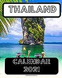 Thailand Calendar 2021