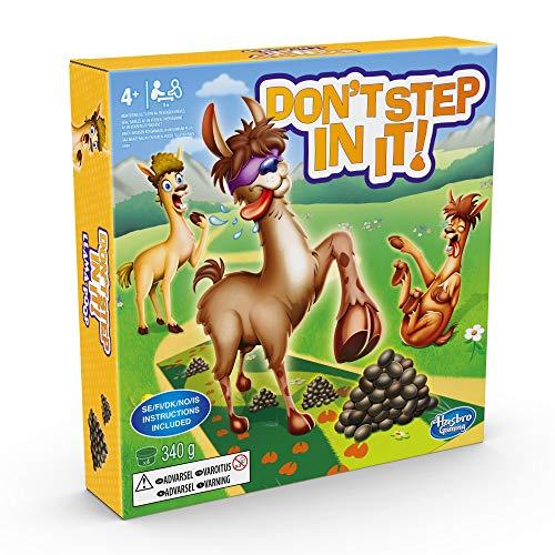 Hasbro geschicklichkeitsspiel Trap Er Niet In!Llama Parade