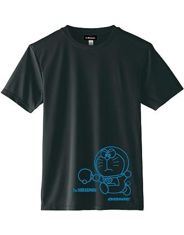 22a065aba6cc3 DONIC(ドニック) 卓球 ドラえもん コラボ Tシャツ DONIC I'm DORAEMON Aタイプ