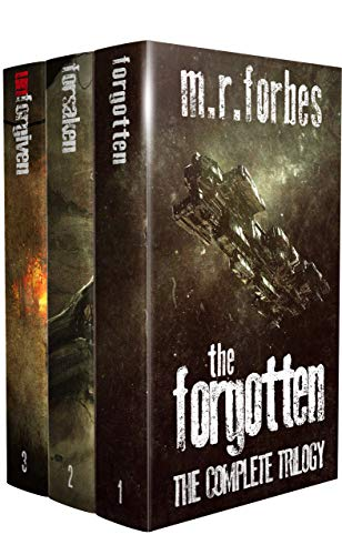 The Forgotten: The Complete Trilogy by [M.R. Forbes]