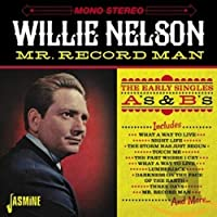 Mr. Record Man <the Early Singles As & Bs>