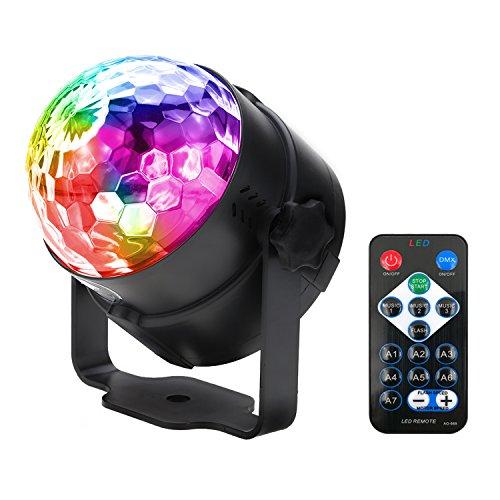 Festnight L/ámpara de Escenario de luz de ne/ón Colorida USB para KTV DJ Show Disco Bar Club