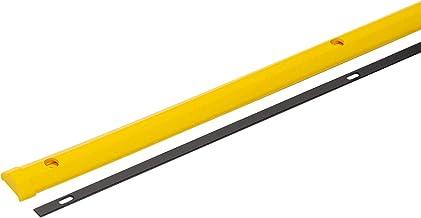 コーナーガード NPO-3015V ナカ工業 (エンドキャップ2個付き) (1000mm, レモンイエロー)