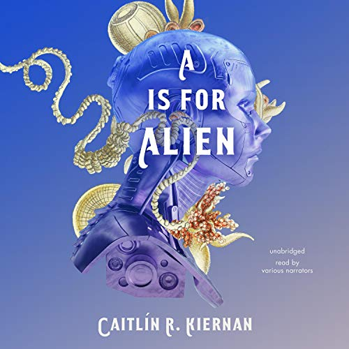 Couverture de A Is for Alien