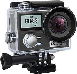 IGRNG Acción de la cámara de la cámara 4K Ultra HD Estabilización de Deportes 4K / 30fps WiFi 2.0Cámara 170D Impermeable Submarino vídeo del Casco de la cámara Deportes