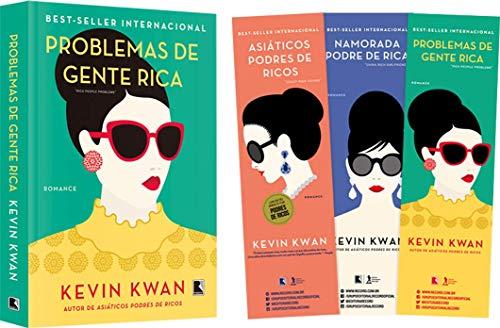 Problemas de Gente Rica (Volume 3 Asiáticos Podres de Ricos)