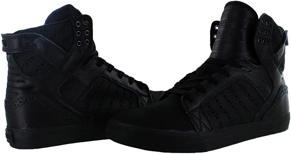 Supra Mens Skytop Fashion Sneaker