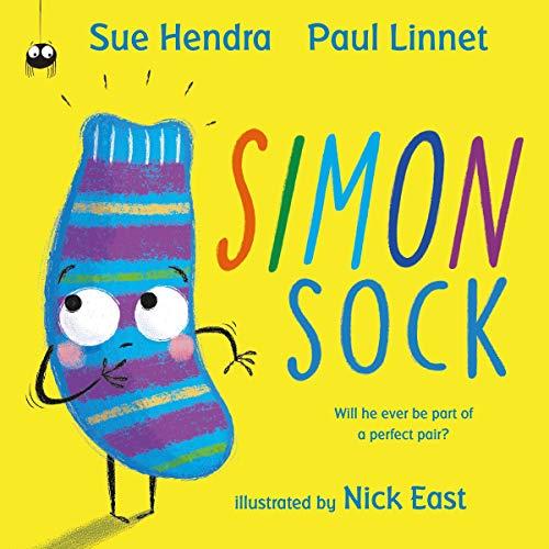 Couverture de Simon Sock