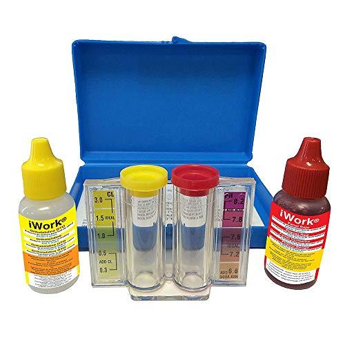 iWork Test Kit pH-Cloro