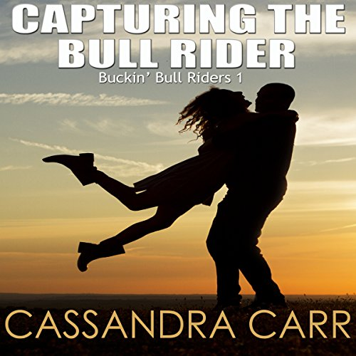 Capturing the Bull Rider  By  cover art