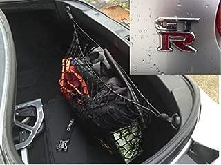 Envelope Style Trunk Cargo Net for NISSAN GTR GT R GT-R 2009 10 11 12 13 14 15 2016 2017 2018 New