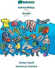 BABADADA, bahasa Melayu - Swahili, kamus visual - kamusi ya michoro (Malay Edition)