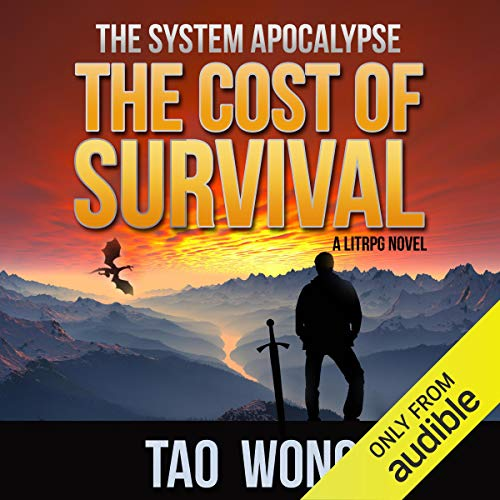 The Cost of Survival: A LitRPG Apocalypse cover art