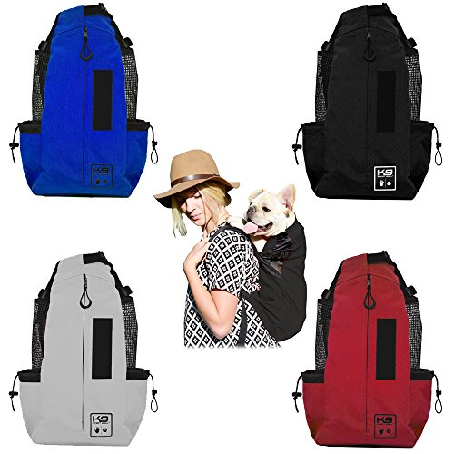 K9 Sport Sack Air2 Black LG