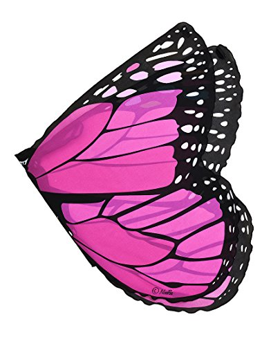 Dreamy Dress-Ups 50569 Wings, Flügel, Pink Monarch Butterfly, Schmetterling Monarchfalter Danaus plexippus