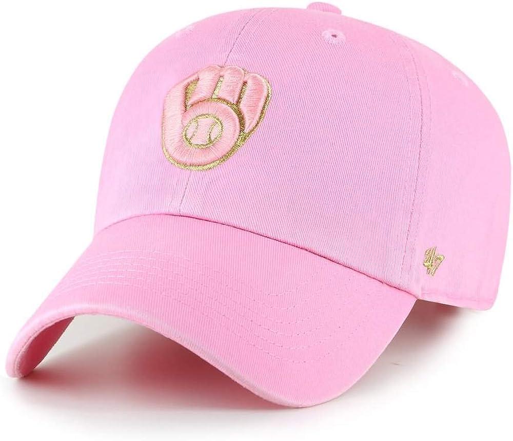 '47 Brand Youth Size Adjustable Regular dealer Pink Clean Girls MLB Ki online shopping - Cap Up