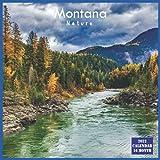 Montana Nature Calendar 2022: Official US State Montana Calendar 2022, 16 Month Calendar 2022