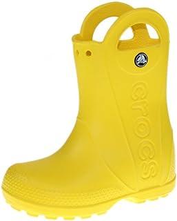 crocs Jongens Handle It Rain Boot Kids rubberlaarzen