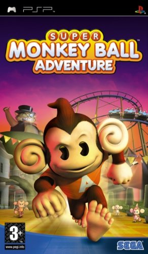 SEGA Super Monkey Ball Adventure, PSP