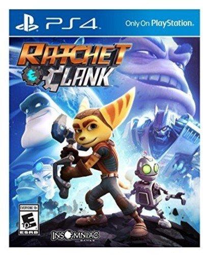 Sony Ratchet and Clank PS4 Básico PlayStation 4 vídeo - Juego (PlayStation 4, Acción / Aventura, T (Teen))