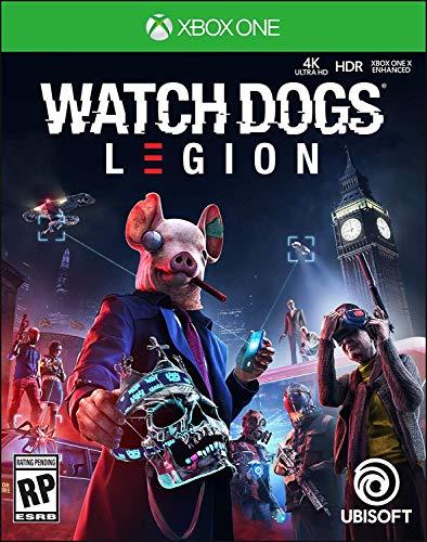 Watch Dogs Legion - Edição Padrão - Xbox One