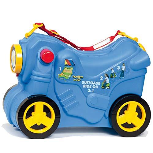 Maleta Infantil Molto Smiler Moto Maleta (Azul)